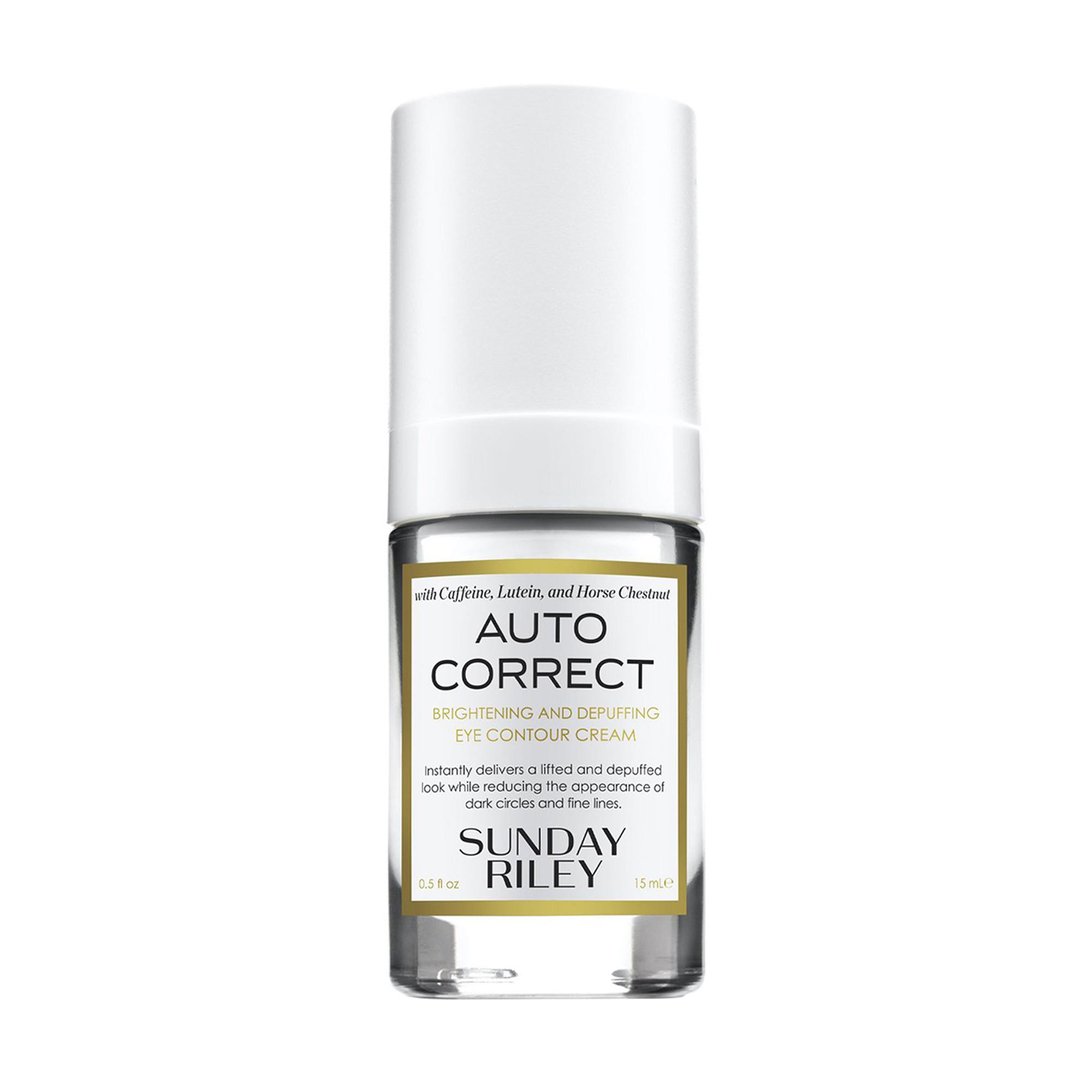 Autocorrect Brightening and Depuffing Eye Contour Cream, , large