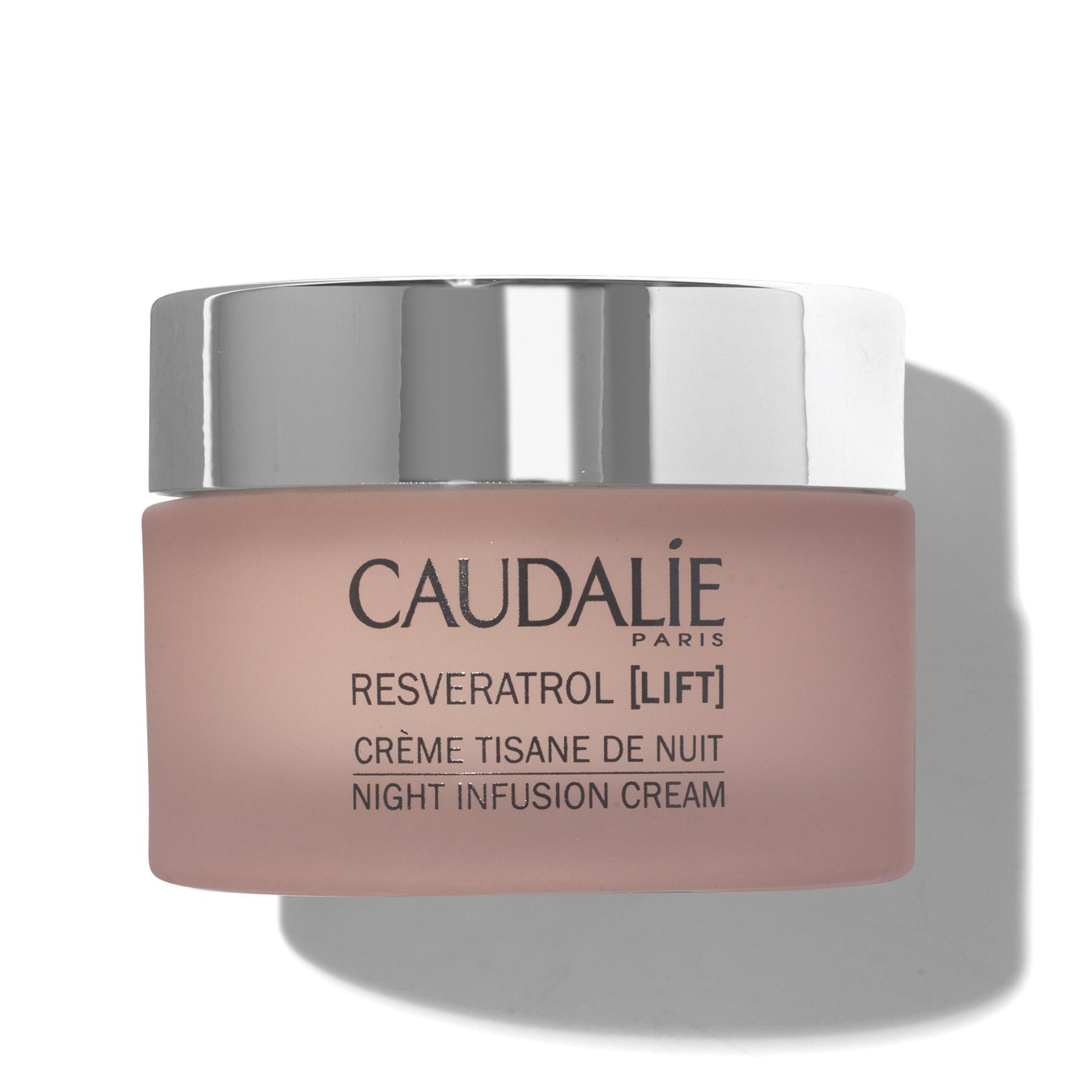 Resvératrol Lift Night Infusion Cream, , large