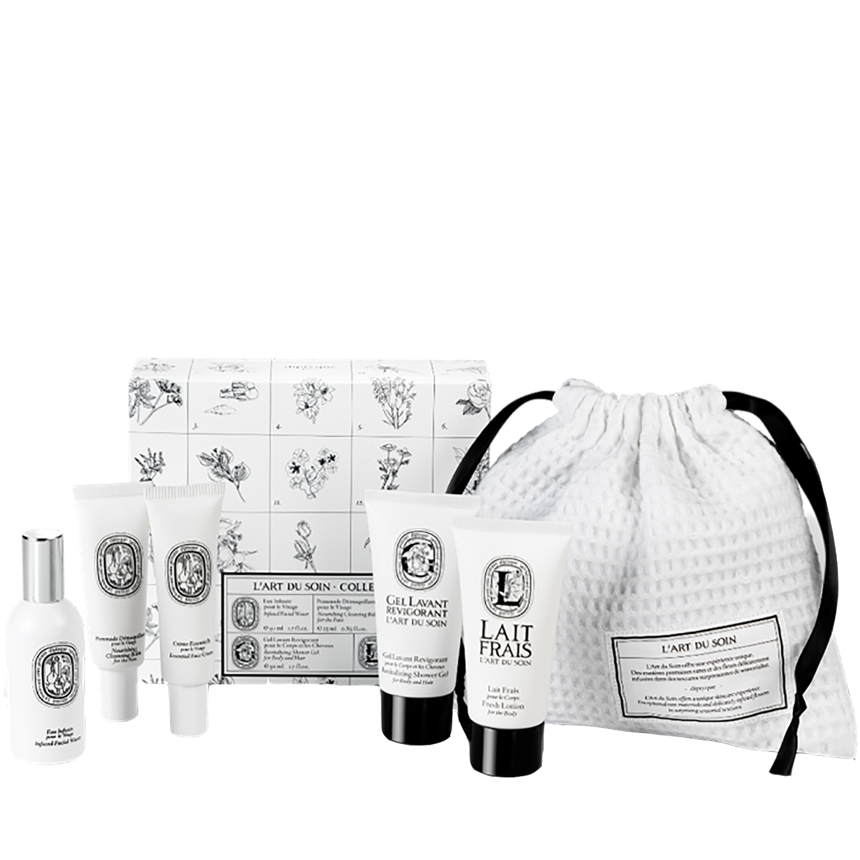 Skincare Travel Pouch, , large