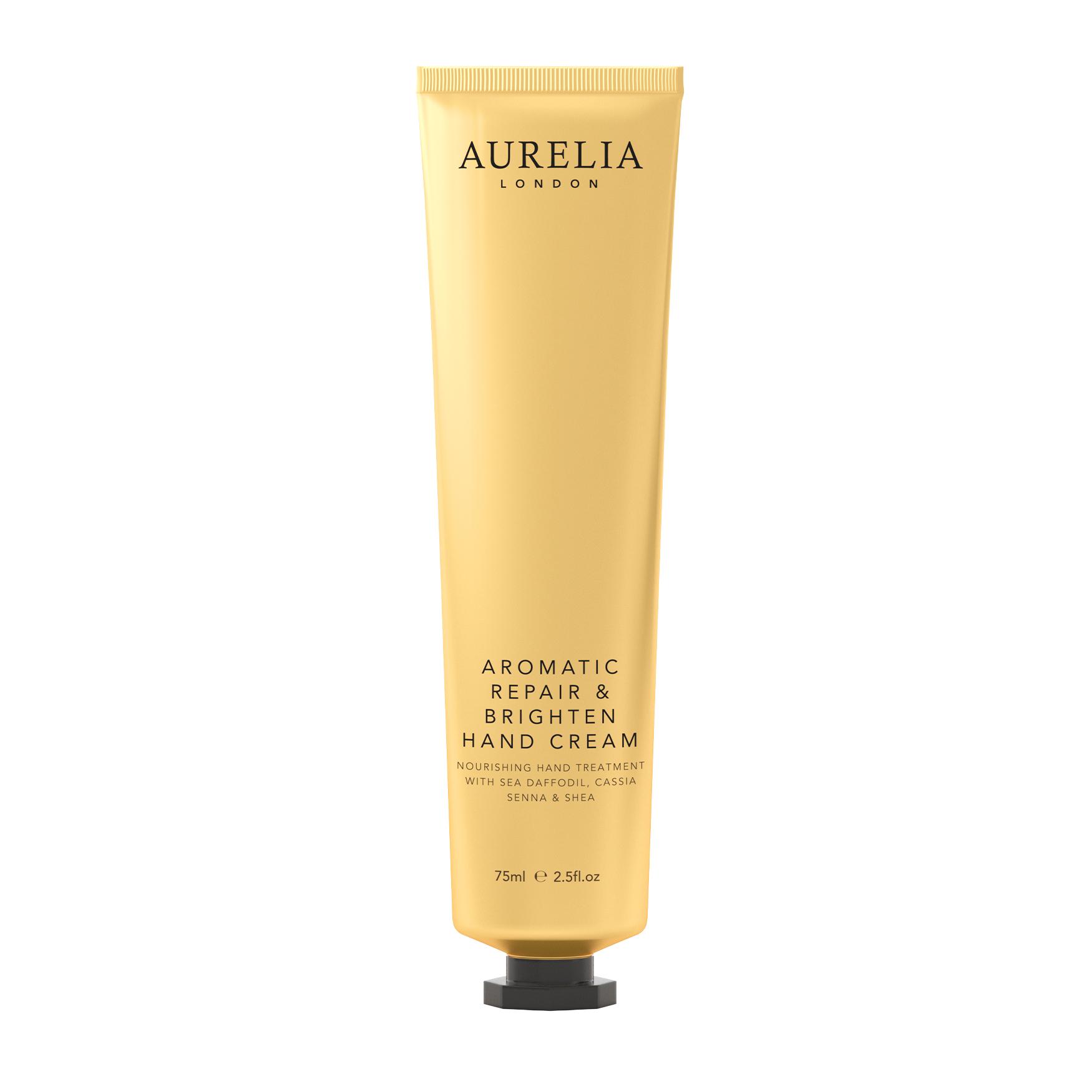 Aromatic Repair & Brighten Hand Cream, , large