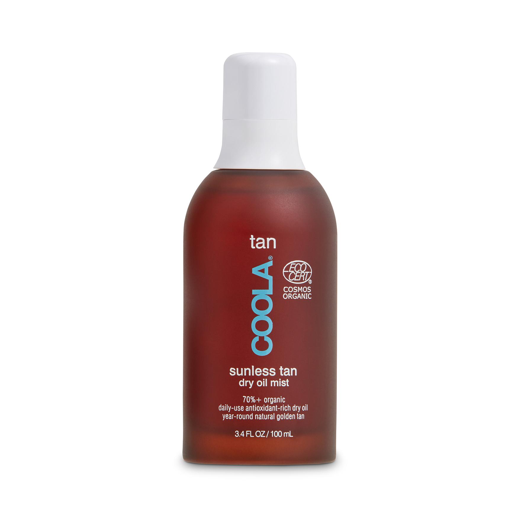 Organic Sunless Tan Dry Oil Mist, , large