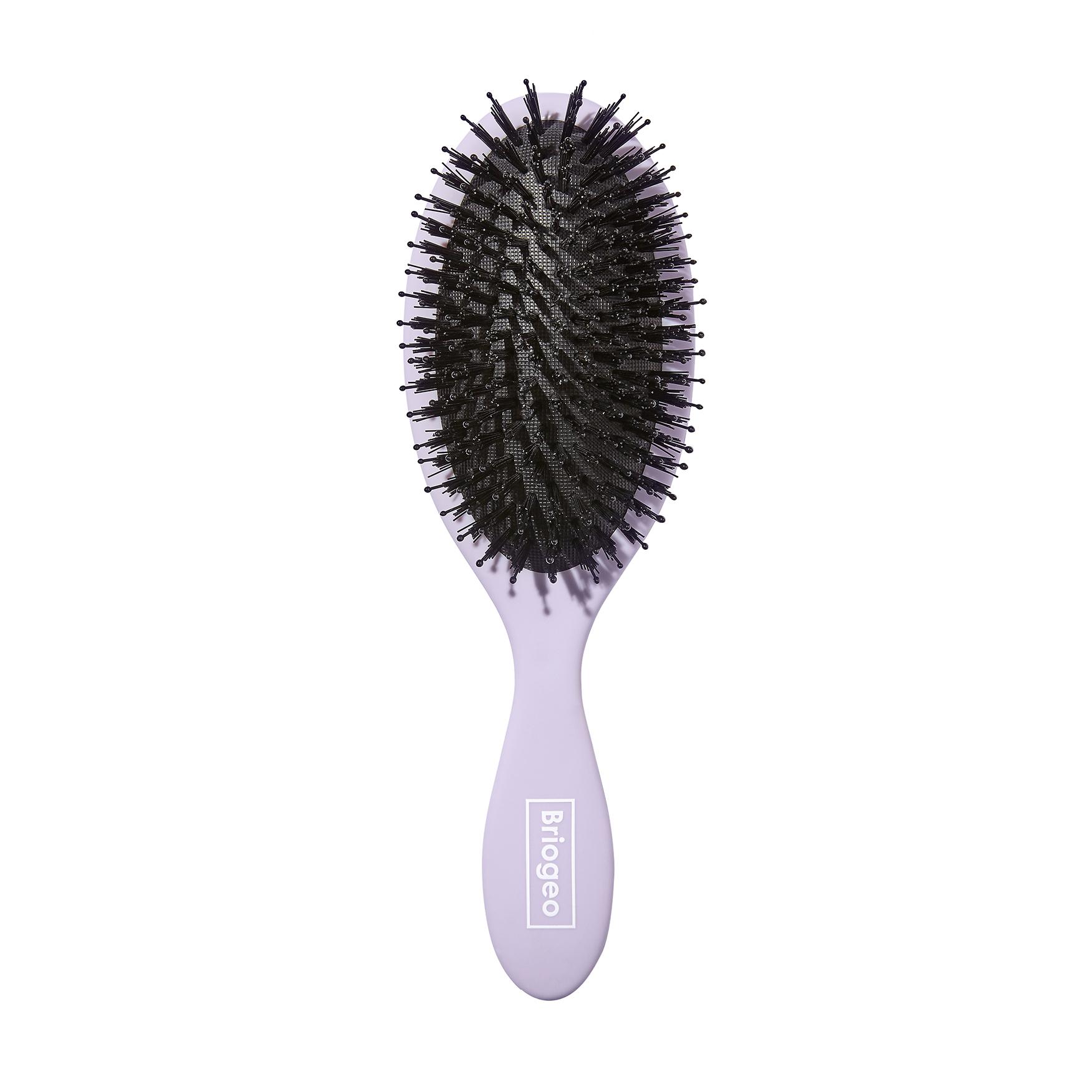 Vegan Boar Bristle Hair Brush, , large