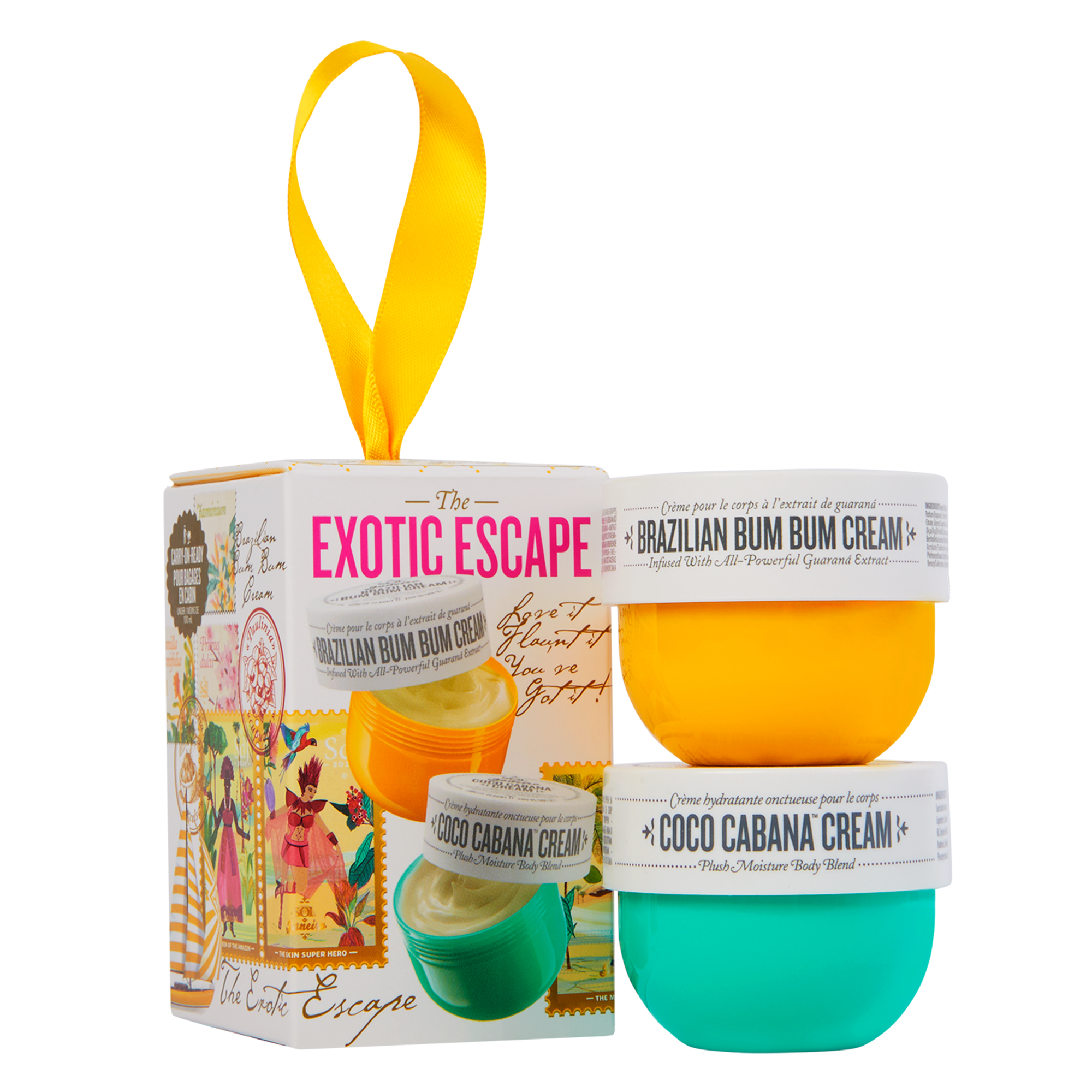 Exotic Escape, , large