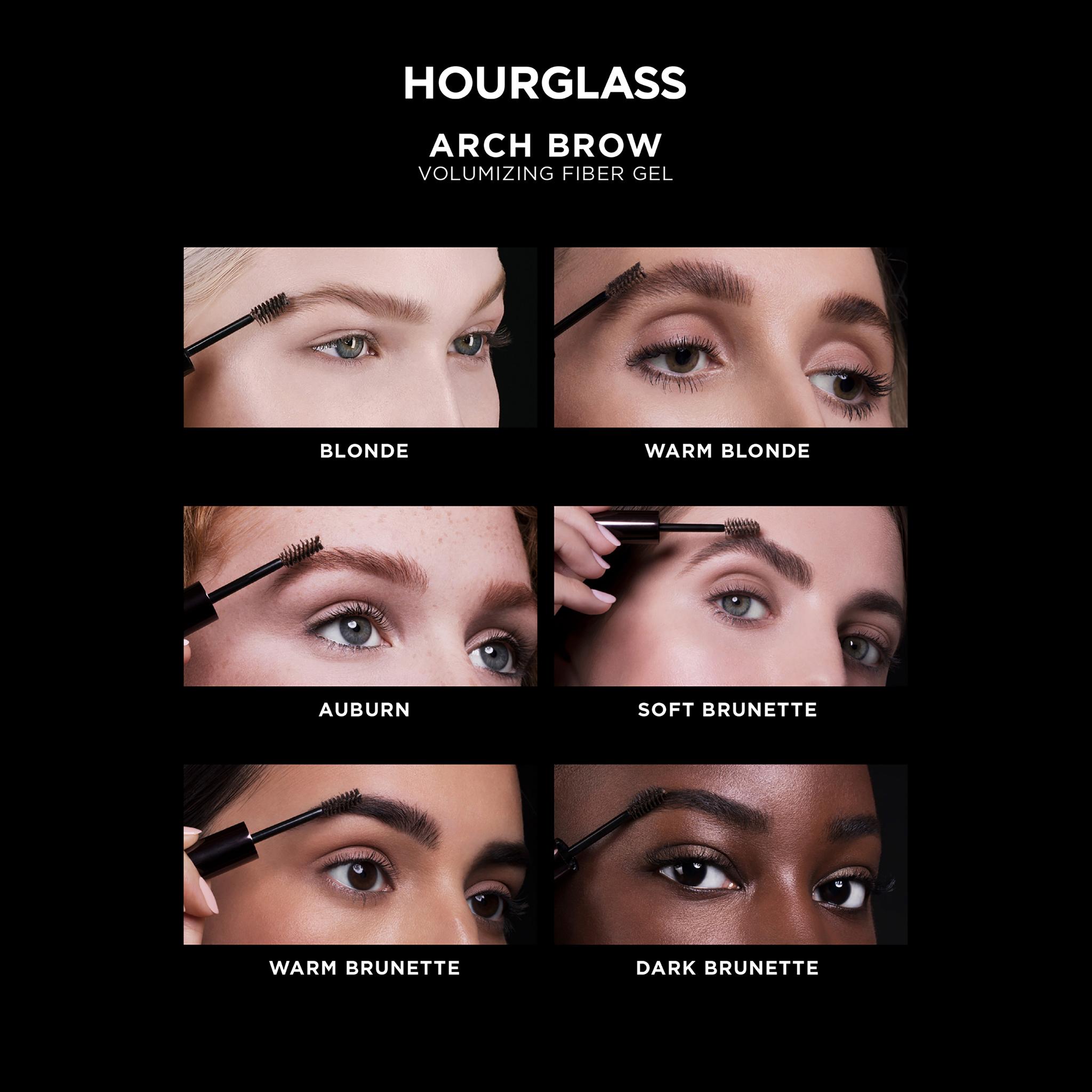 Hourglass Arch Brow Volumizing Fiber Gel Spacenk Gbp