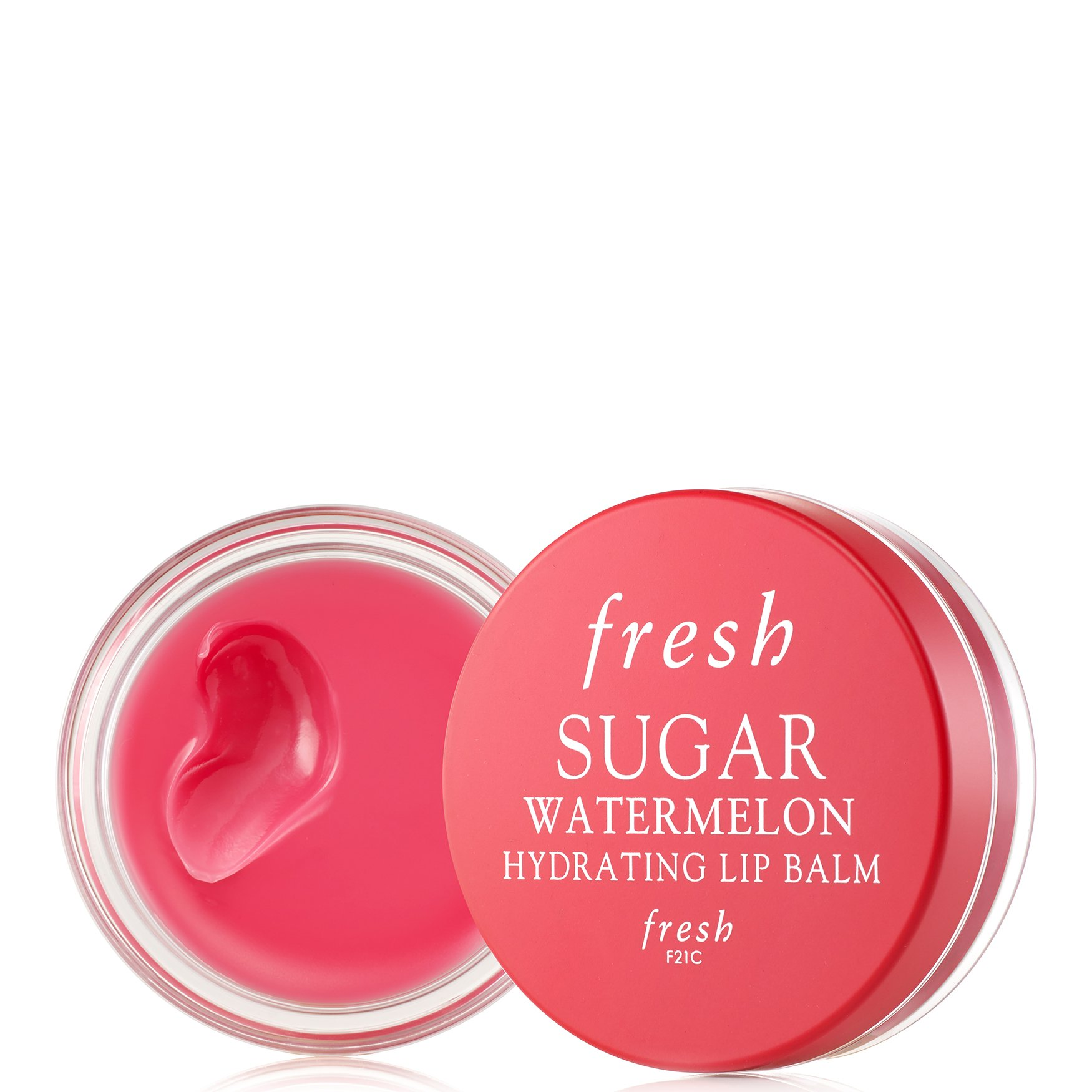 Sugar Hydrating Lip Balm, Peach, large