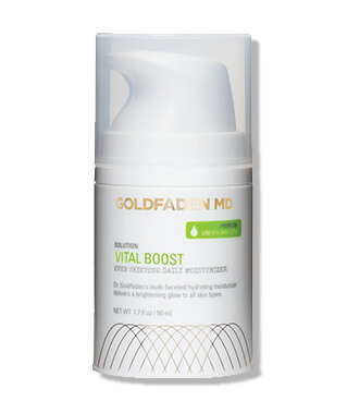 Goldfaden Vital Boost Even Skintone Daily Moisturizer