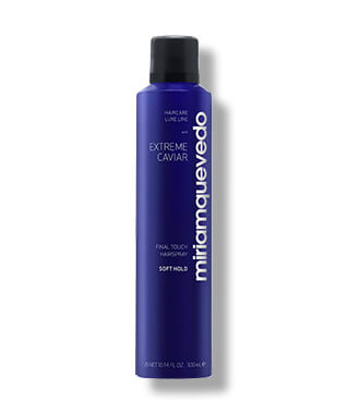 Miriam Quevedo Extreme Caviar Final Touch Hairspray - Soft Hold
