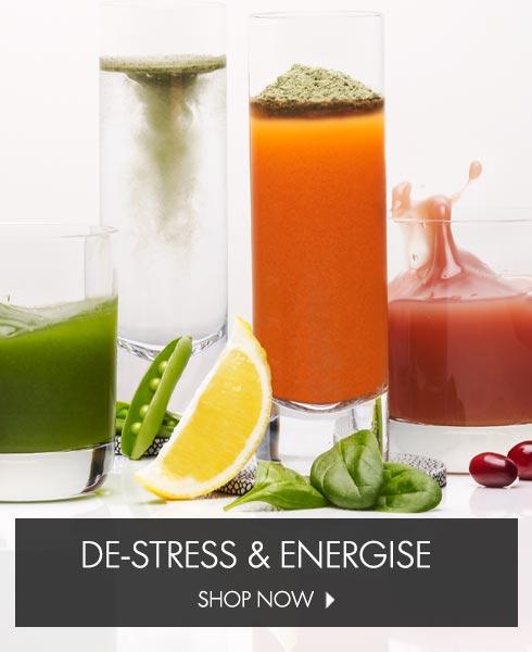 De-stress & Energise